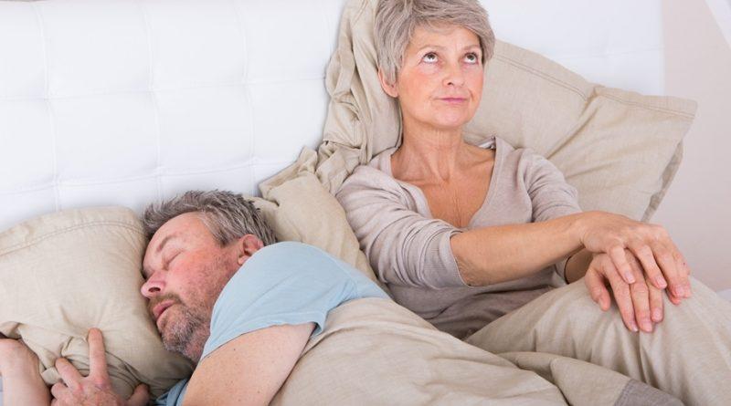 Jak pozbyć się chrapania męża, gdy nie daje spać?